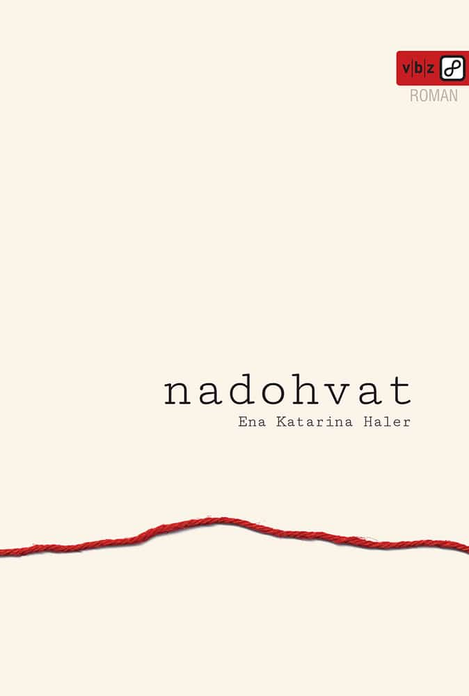 Naslovnica romana Nadohvat