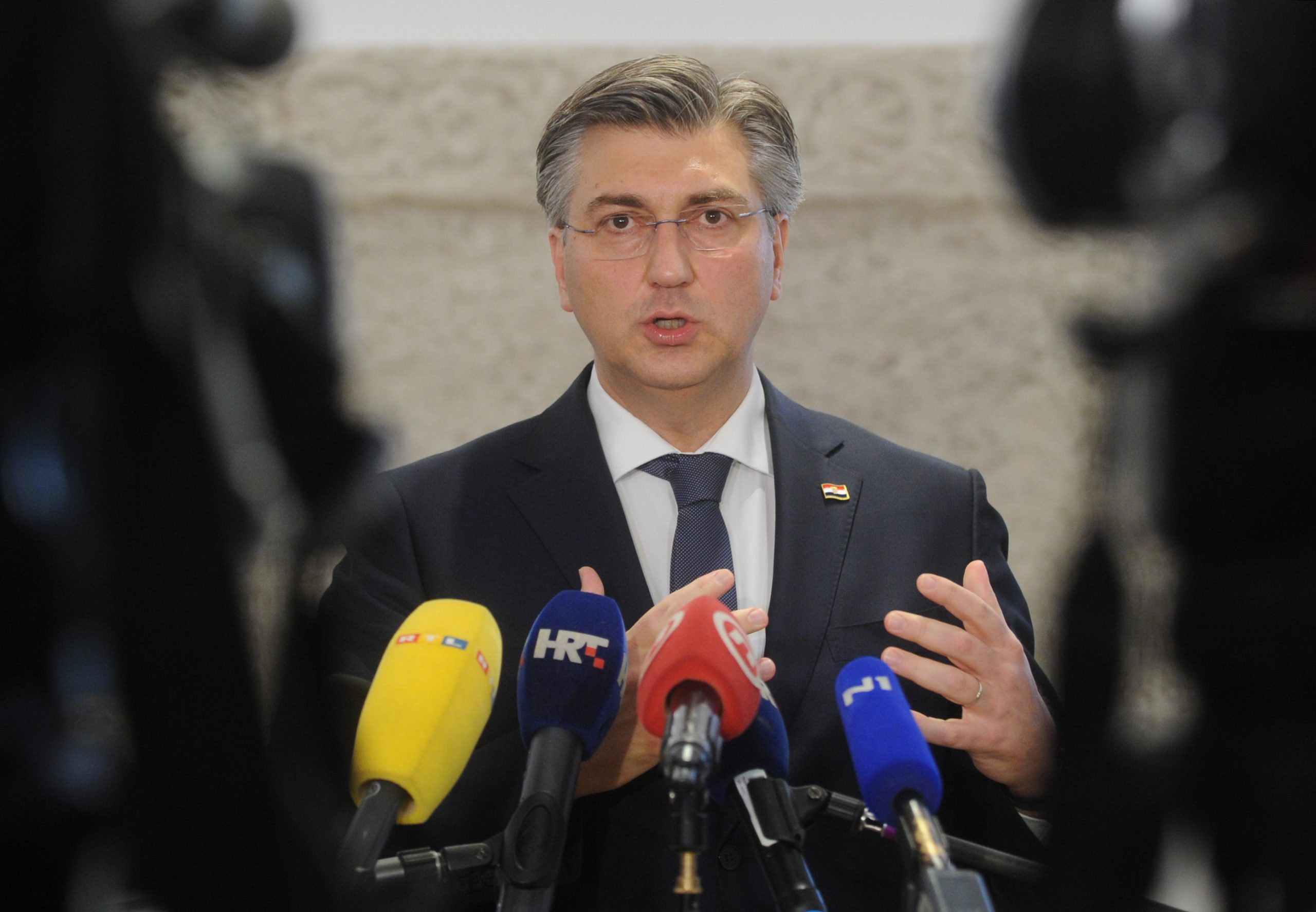 Andrej Plenković / Snimio Darko JELINEK