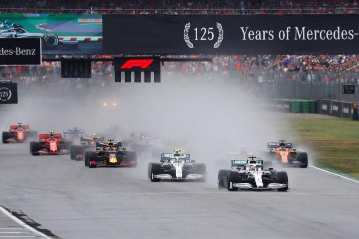 Do sada su otkazane četiri ovogodišnje utrke/Foto REUTERS