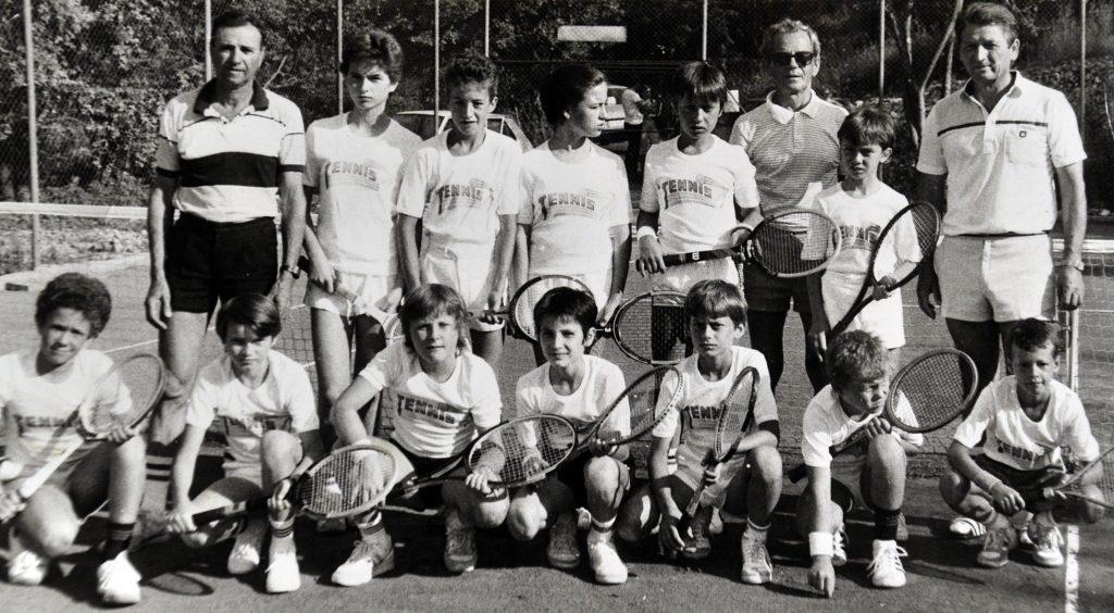 Toni Gregorić je počasni predsjednik i Tenis kluba Rabac