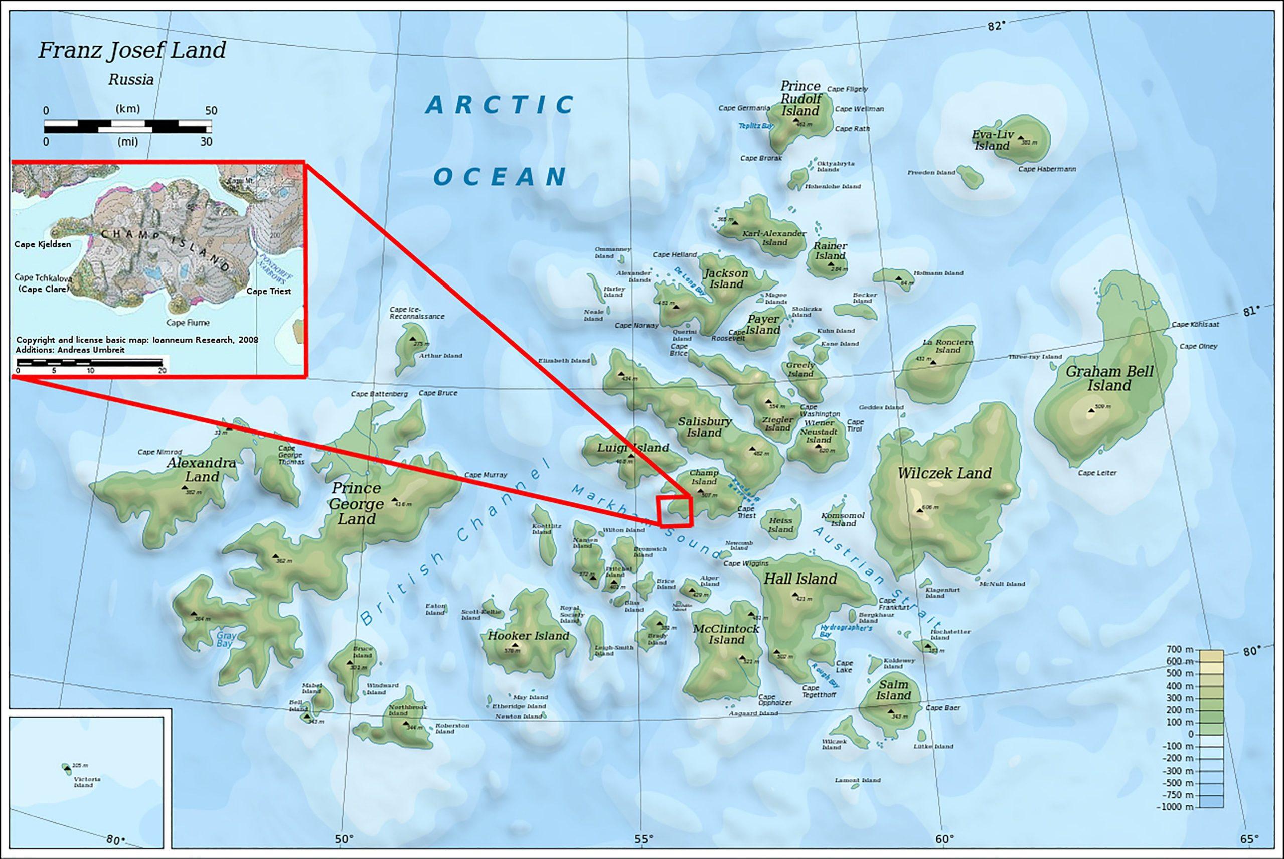 Tako vam to izgleda na Artiku