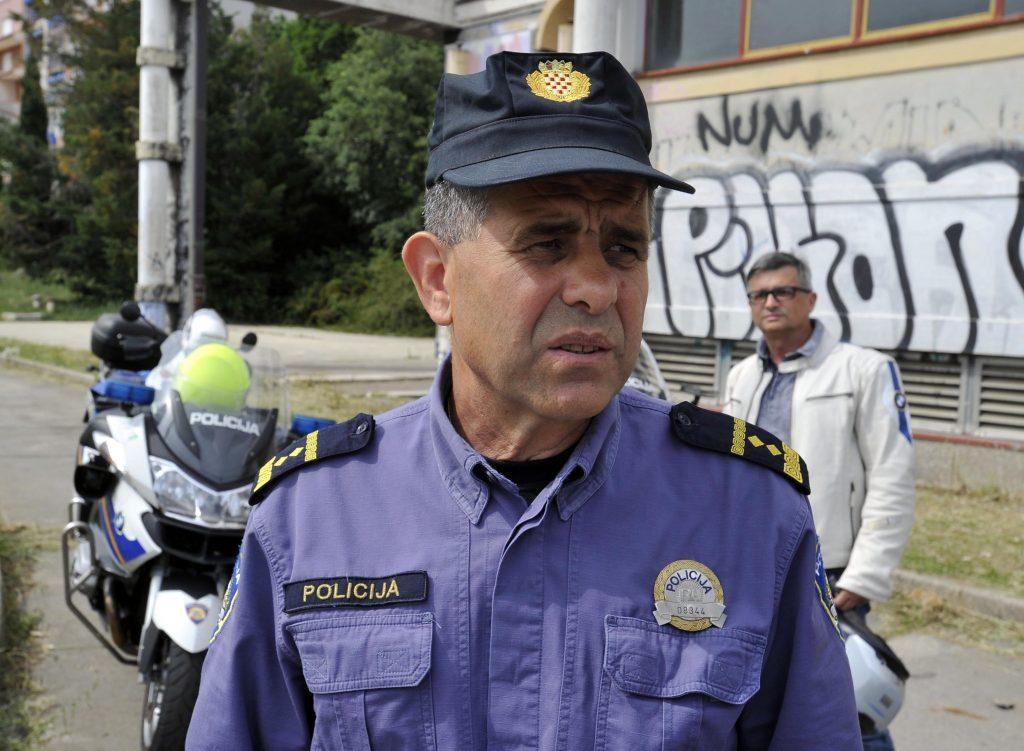 Vozači se trebaju odgovorno ponašati i pridržavti prometnih propisa - Jure Jurković / Snimio Damir ŠKOMRLJ