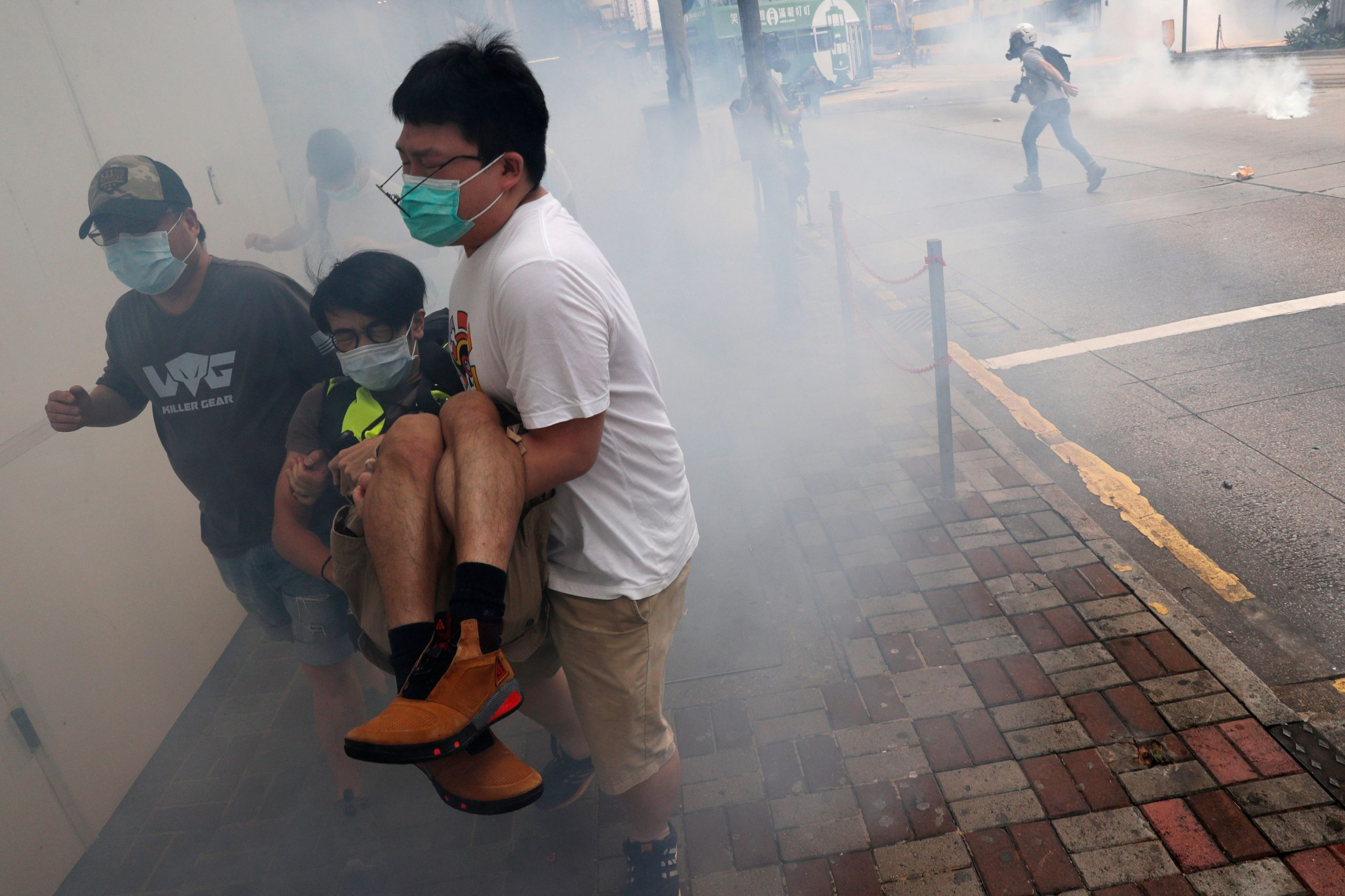 Hong Kong / REUTERS