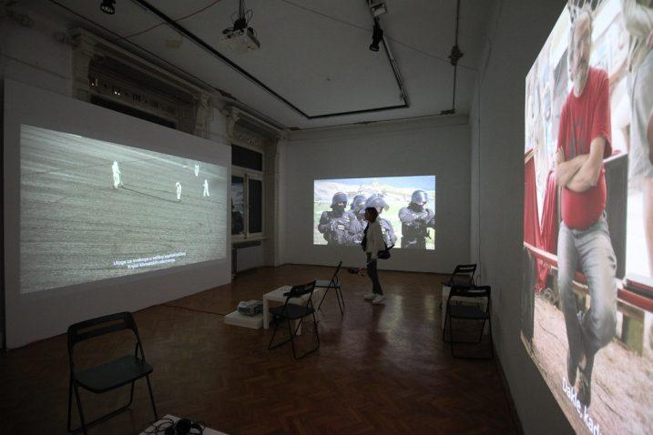S otvorenja izložbe / ISTOG ŽORŽ