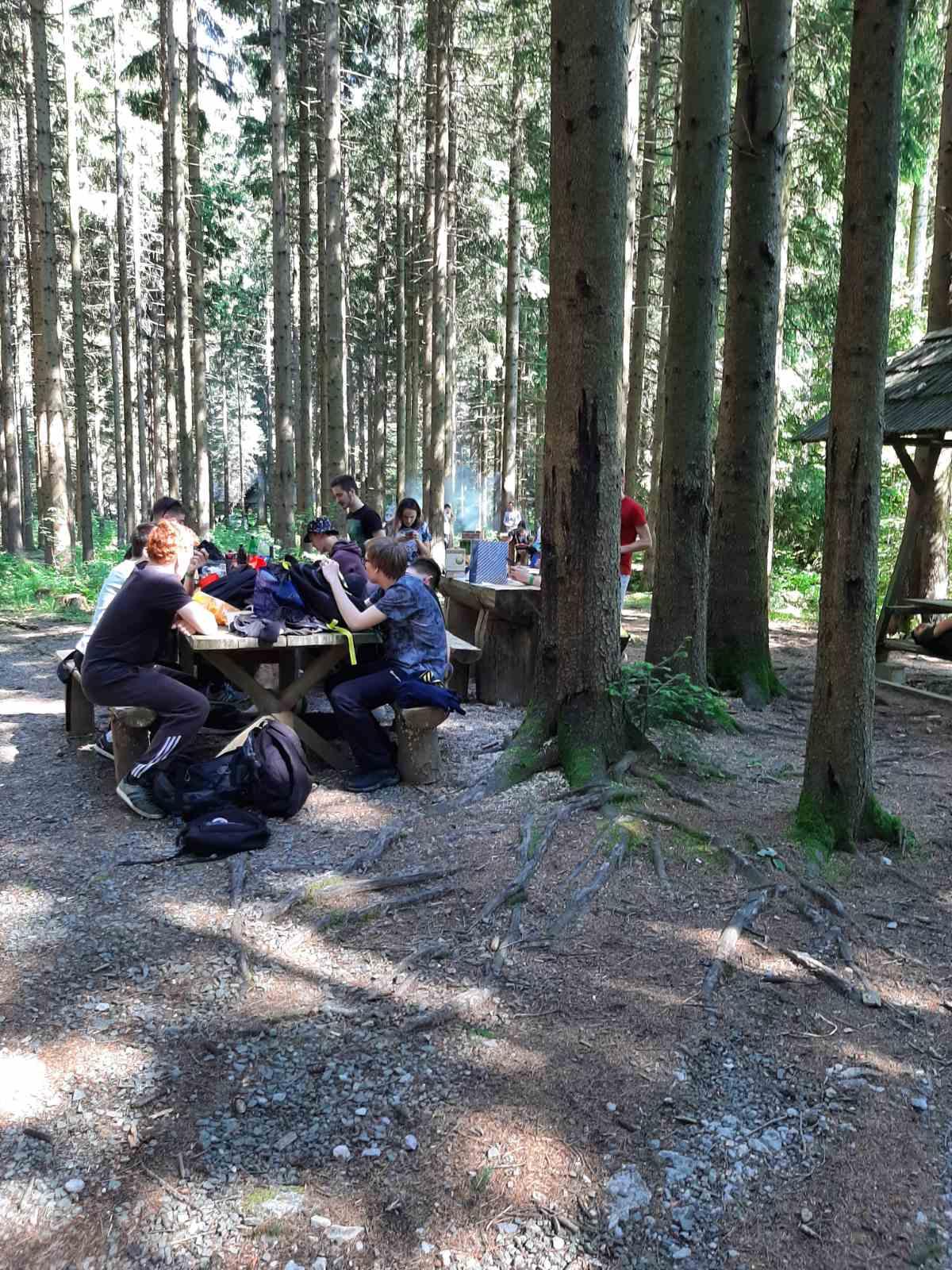 Golubinjak je popularno mjesto za izlete i roštiljanja