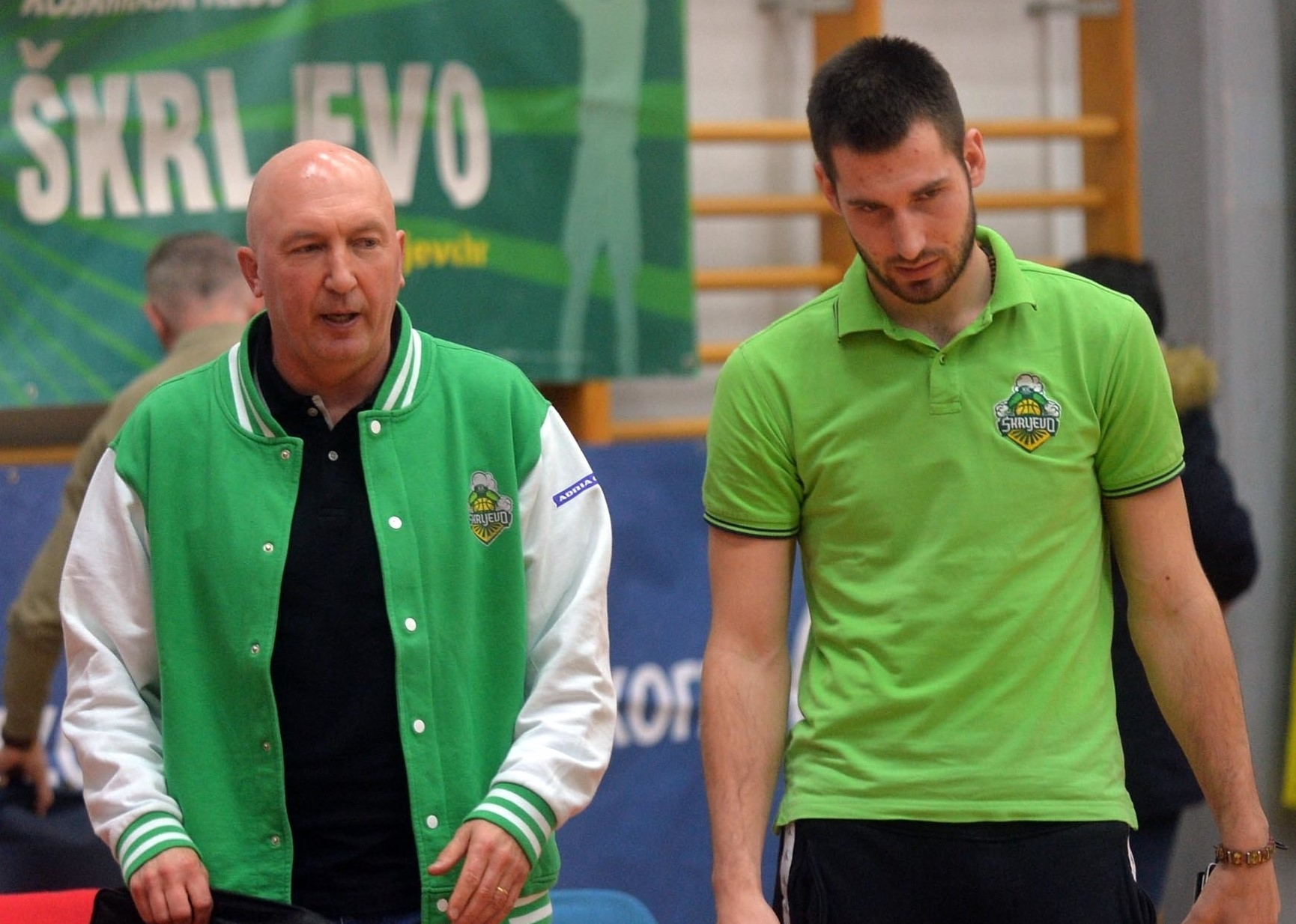 Damir Rajković i Josip Barnjak/Foto D. ŠKOMRLJ