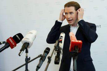 Austrijski kancelar Sebastian Kurz / Foto: REUTERS