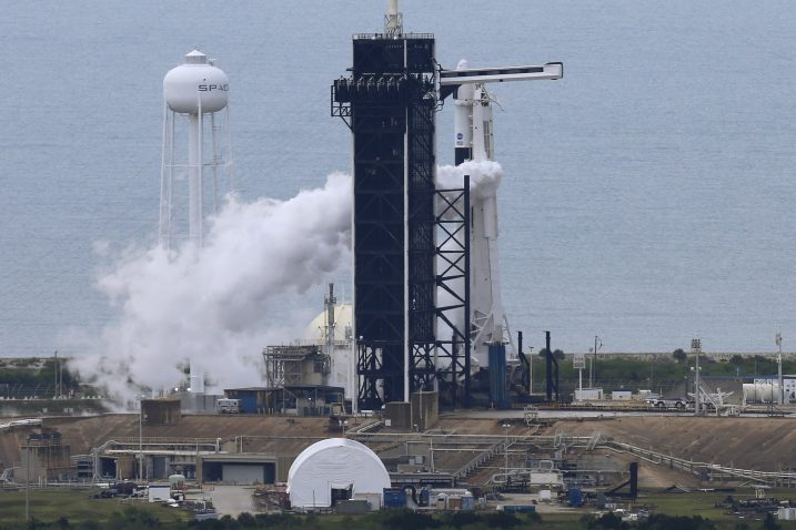Odgođeno lansiranje SpaceX-a / REUTERS