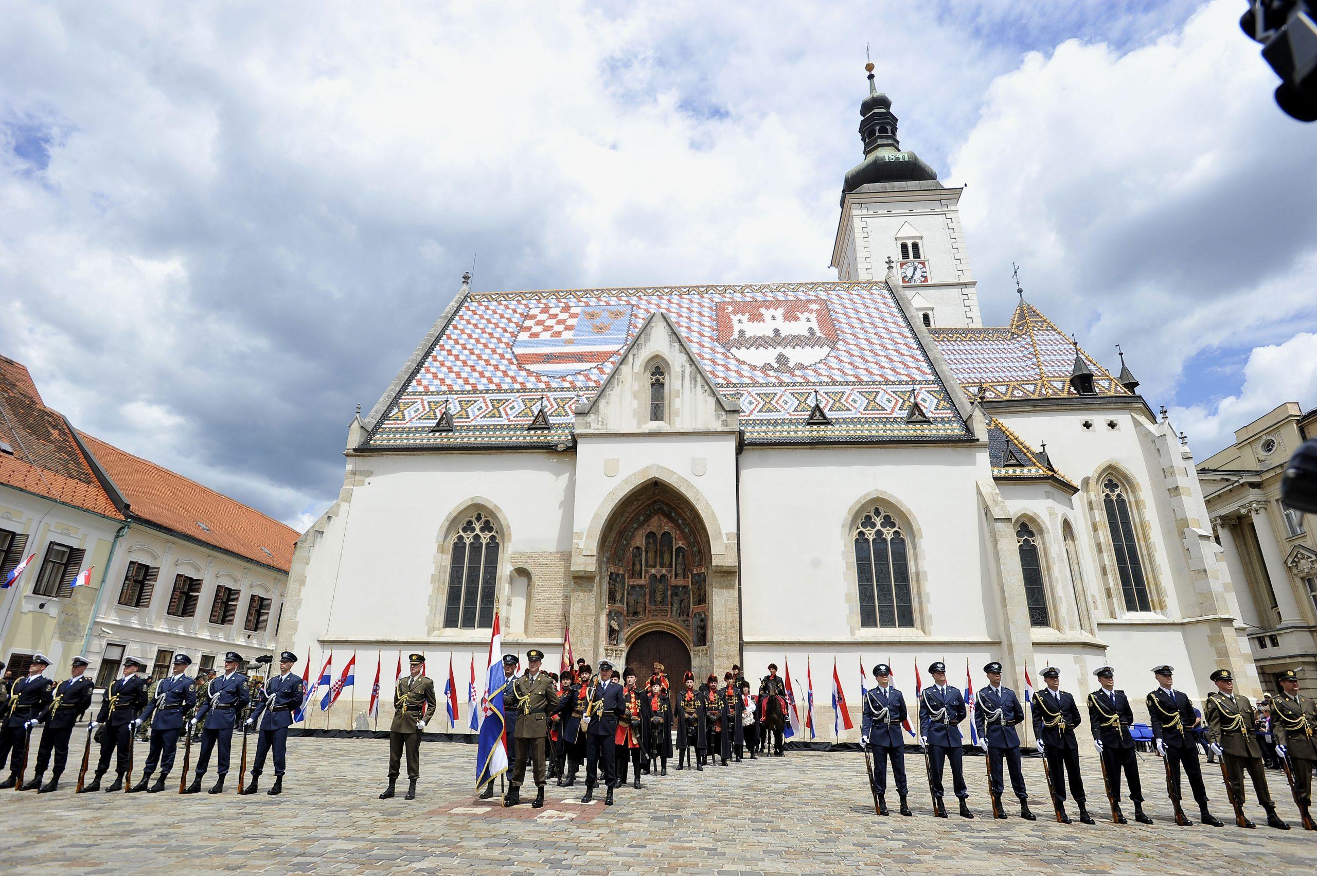 Dan državnosti / Snimio Davor KOVAČEVIĆ
