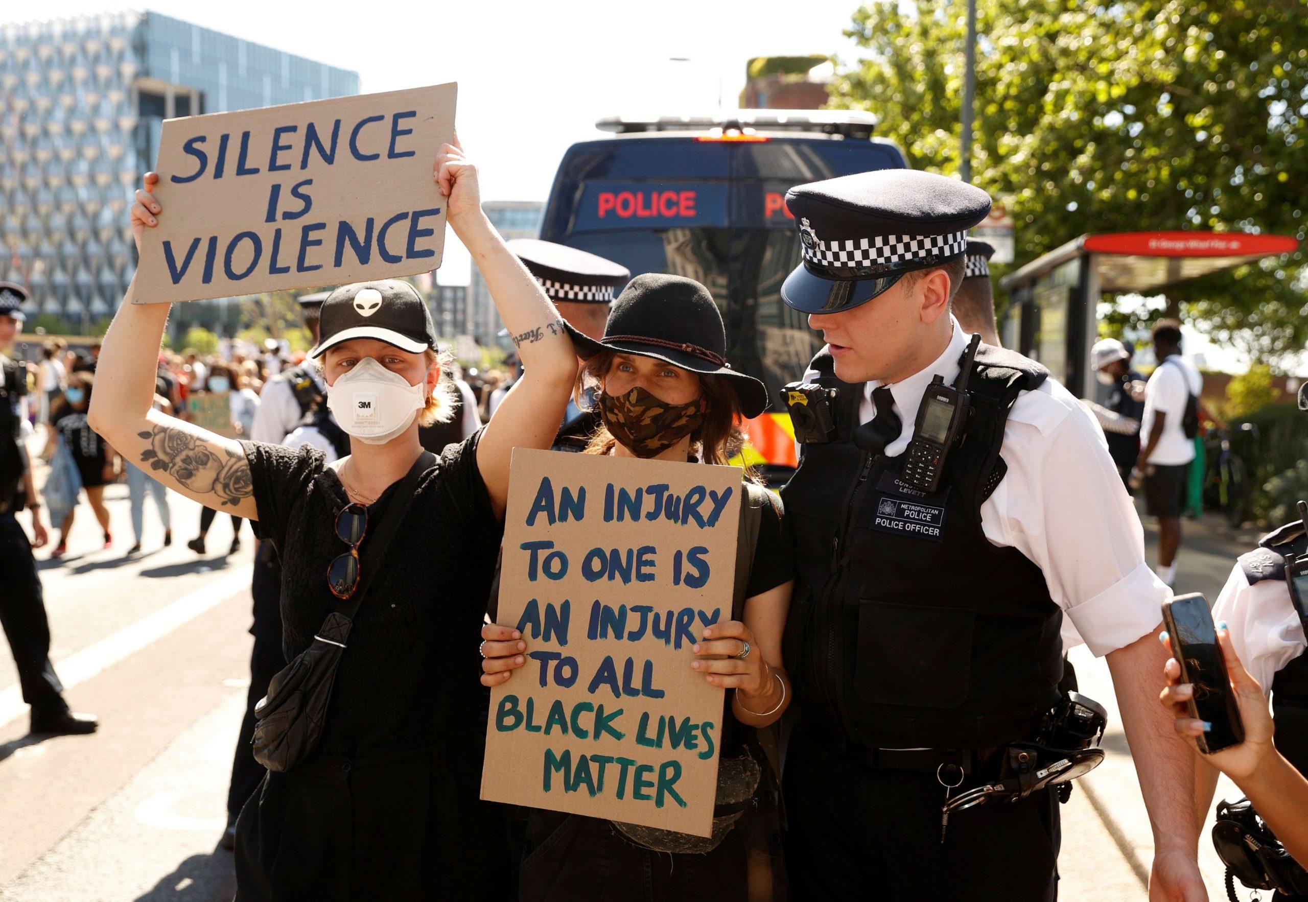 Prosvjed u Londonu / Reuters