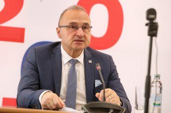 Gordan Grlić Radman / Foto Goran Stanzl/PIXSELL/EU2020HR