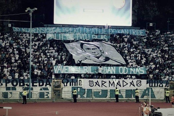 Ovako se svojevremeno Armada oprostila od tragičnog stradalog Gorana Brajkovića