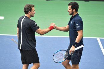 Mate Pavić i Bruno Soares/Foto REUTERS