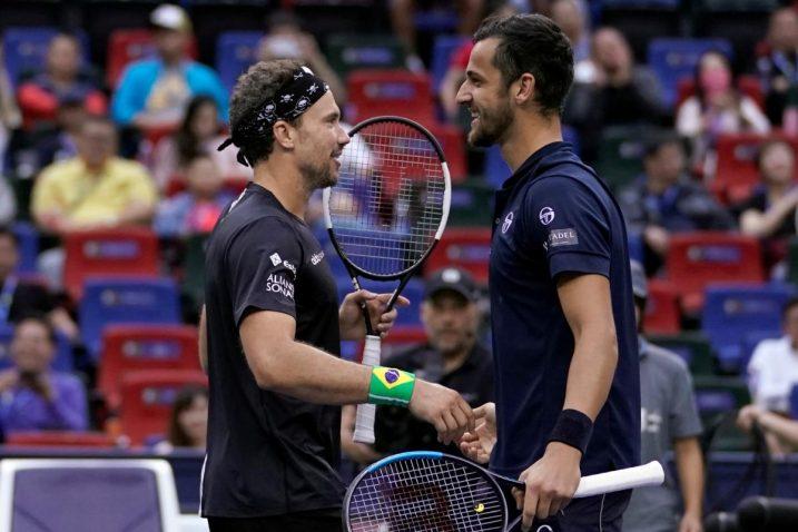 Bruno Soares i Mate Pavić/Foto REUTERS