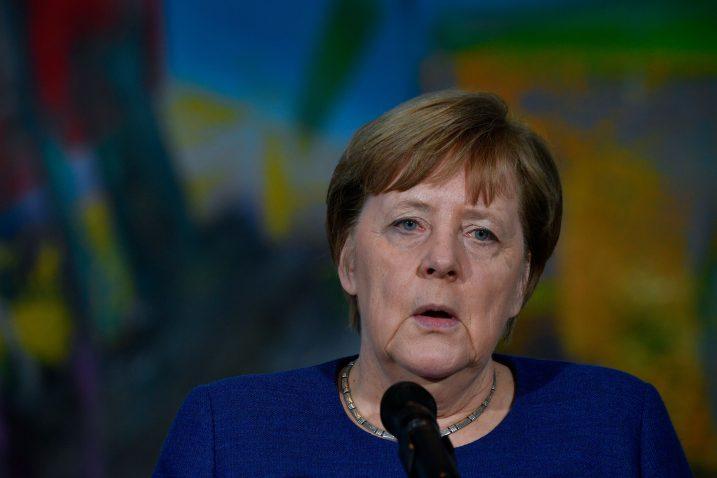 Angela Merkel / foto: John Macdougall/REUTERS