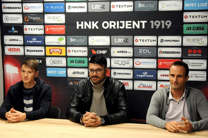 Adrian Liber, Saša Matijaš i Fausto Budicin/Foto M. GRACIN
