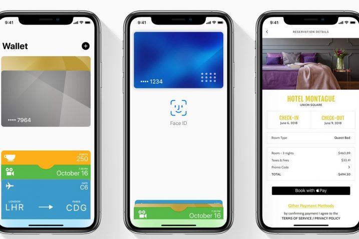 Screenshot Apple