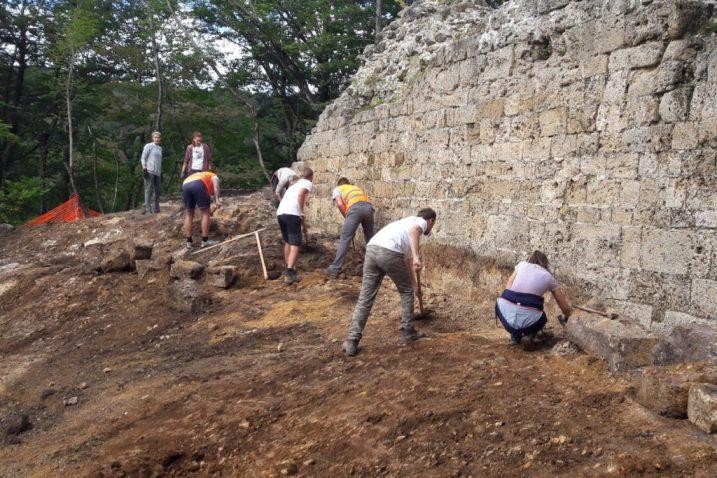Nakon višegodišnje stanke nastavljena arheološka istraživanja