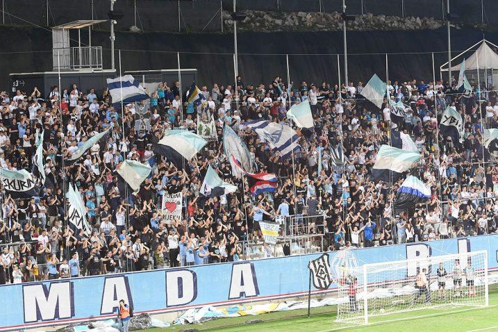 Armada se vraća na sjevernu tribinu rujevičkog stadiona/Foto Arhiva NL