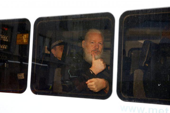 Julian Assange / Foto: REUTERS