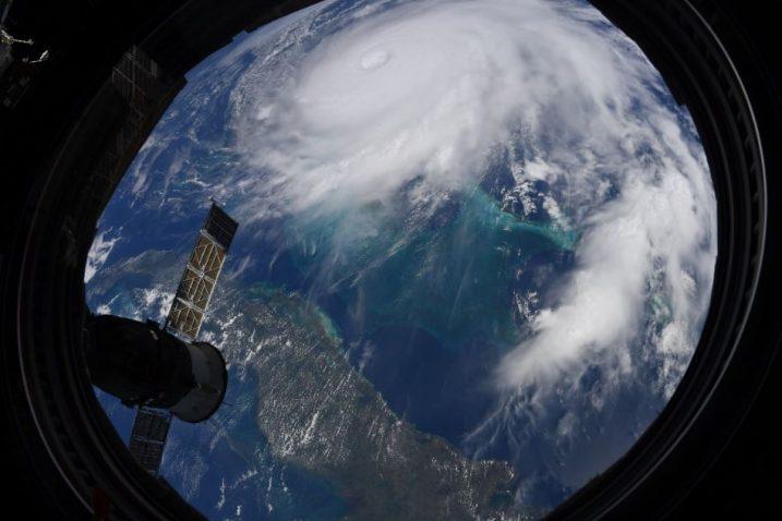 Foto: Christina Koch/NASA