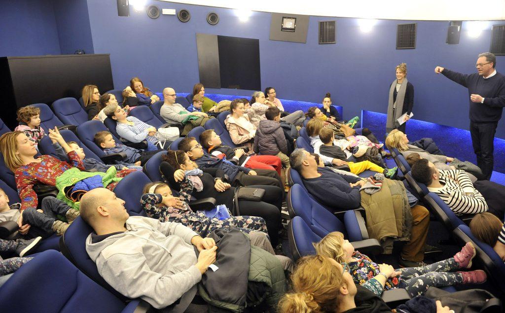 Astronomski Centar Najavio Opsezan Program Proslave Međunarodnog Dana Planetarija U Rijeci Novi List