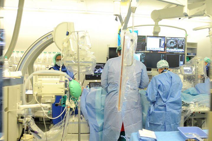 Zdravstvo vapi za liječnicima, no u nas sve to nekako ide polako / Snimio Sergej DRECHSLER