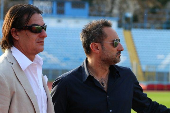 Damir Mišković i Maurizio Setti ovjekovječeni na Kantridi prije četiri godine