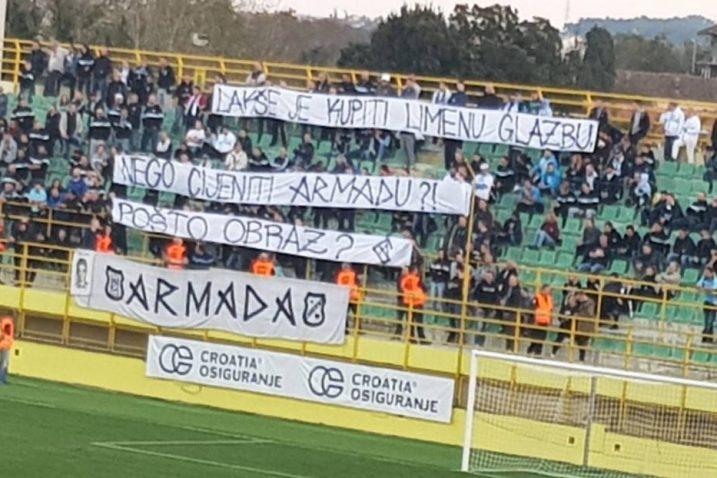 Armadina poruka čelništvu Rijeke/D. FRANČIŠKOVIĆ