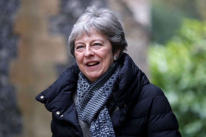 Theresa May / Foto: REUTERS