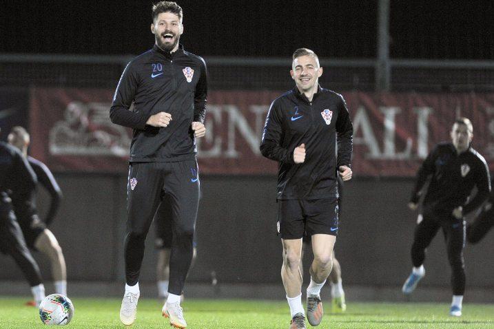 Bruno Petković i Dario Melnjak/R. BRMALJ