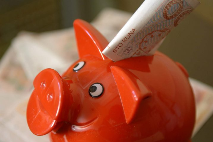 Višak likvidnosti u financijskom sustavu srozao je kamate na depozite na minimum / Foto Sergej DRECHSLER