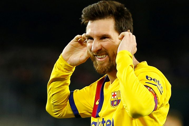 Leo Messi/Foto Arhiva NL