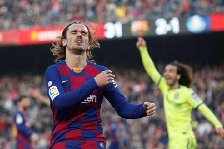 Antoine Griezmann (Barcelona)/Foto REUTERS