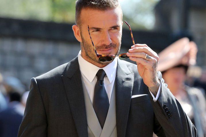David Beckham/Foto: Reuters