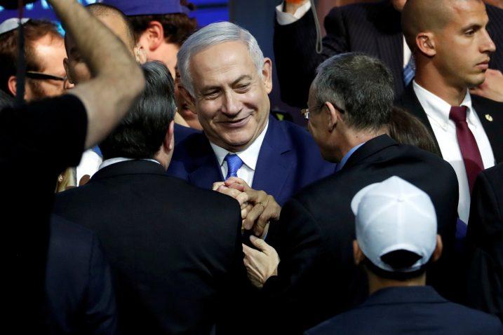 Benjamin Netanyahu / REUTERS