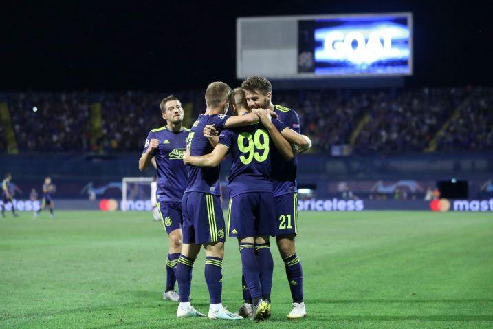 Modri sedmi put igraju skupnu fazu Lige prvaka/Foto PIXSELL