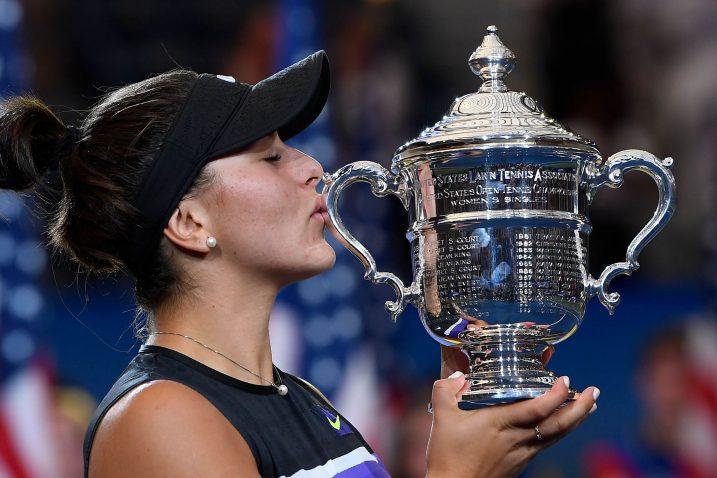 Bianca Andreescu/Foto REUTERS