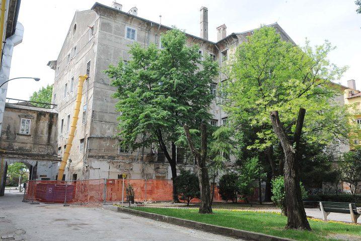 """Obnova Palače šećerane u kompleksu """"Benčić"""" / Foto: M. GRACIN"""