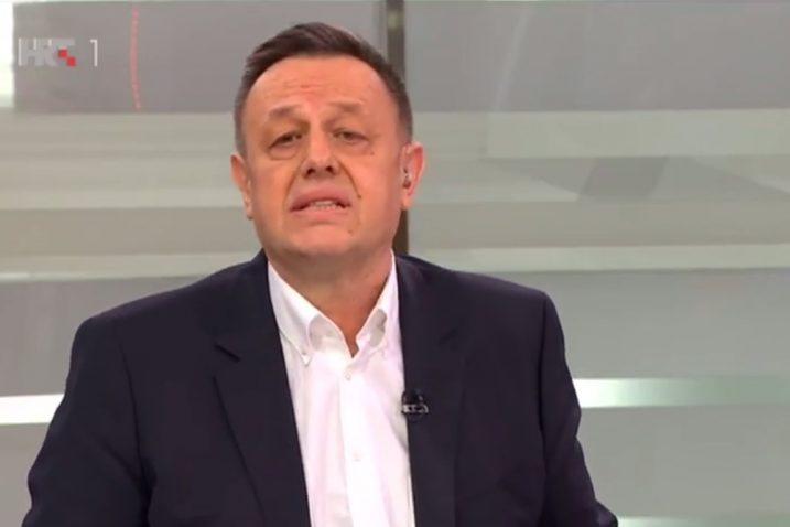 Branimir Bilić / Screenshot HRT