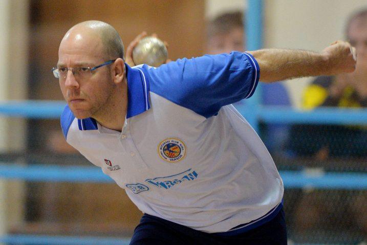Joško Buterin (Vargon)/Foto Arhiva NL