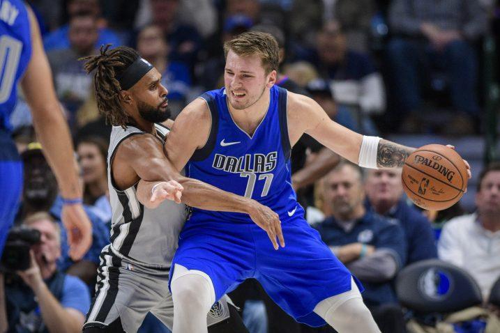 Luka Dončić (Dallas Mavericks)/Foto REUTERS