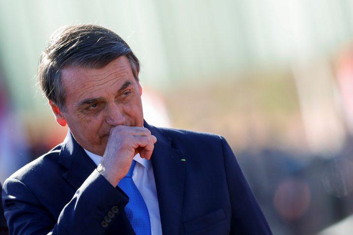 Jair Bolsonaro / REUTERS