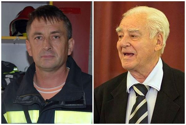 Borislav Jelušić i  Prim. dr. sc. Rado Žic Mikulin / Foto: M. TRINAJSTIĆ,  M. KIRINČIĆ
