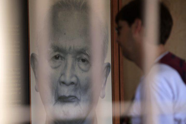 Nuon Che / REUTERS