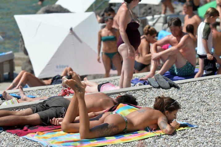 Prosječan broj dana boravka turista iznosi 4,2 dana / Snimio Damir ŠKOMRLJ