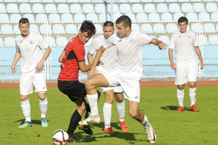 Detalj s utakmice na Kantridi/Foto S. DRECHSLER