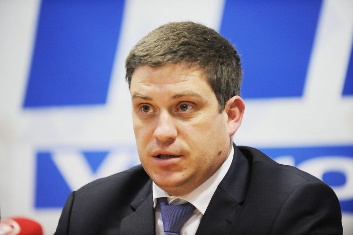 Oleg Butković, Foto: S. DRECHSLER