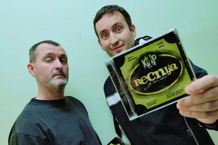 Rock blues bend Na Knap čine dvojica entuzijasta Josip Grgurić i Saša Ožbolt / Snimila danijela PLEŠE