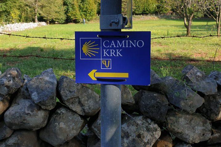 Krčka Camino staza i hodočasnički turizam šansa su za produljenje turističke sezone na otoku / Foto M. TRINAJSTIĆ